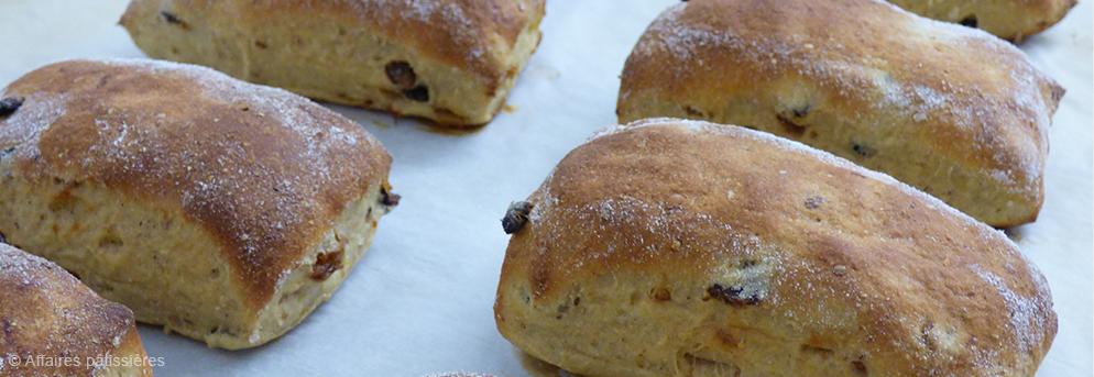 Les petits pains Affaires pâtissières sortent du four !