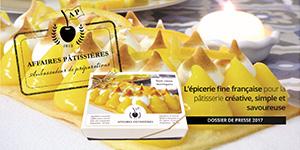 Dossier de presse Affaires pâtissières