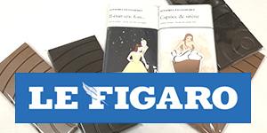 Les tablettes Affaires pâtissières dans Le Figaro