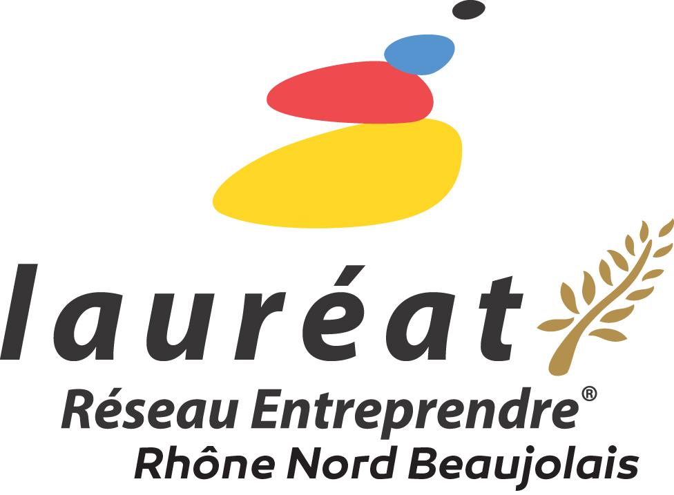 Lauréat Réseau Entreprendre Rhône